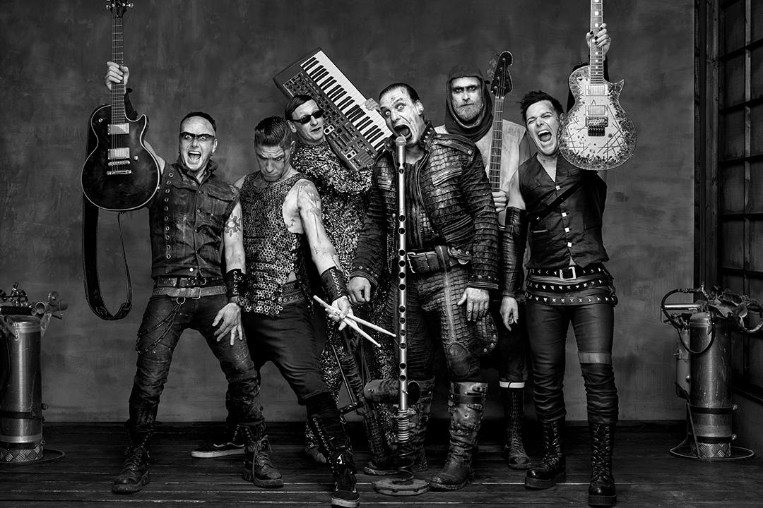 Rammstein выпустили тизер нового клипа