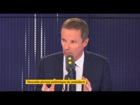 NDA sur France Info: Le Président passe sa vie à se plaindre de son propre peuple