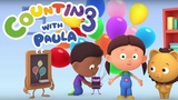 Counting with Paula Minisode #138 - Balloon Chase