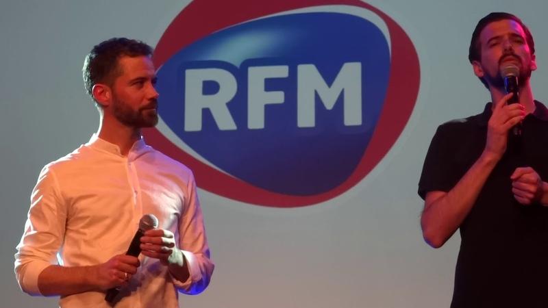 Emmanuel Moire - Sourire , RFM.