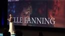 FESTIVAL DU FILM AMÉRICAIN DE DEAUVILLE 2018 - Remise Prix Nouvel Hollywood à Elle Fanning