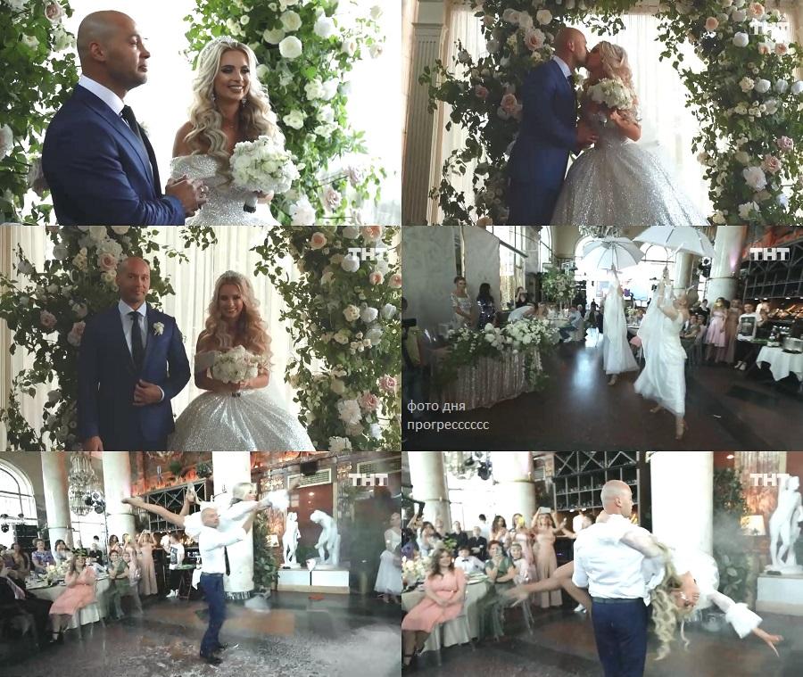 Впечатление от свадьбы Андрея Черкасова