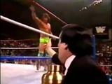 Undertaker vs. The Texas Tornado Kerry Von Erich (22.10.1991, Wrestling Challenge)
