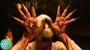 Бледный человек преследует Офелию. Лабиринт Фавна 2006 год.
