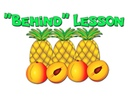Behind - Teach Prepositions for ESL English Lessons