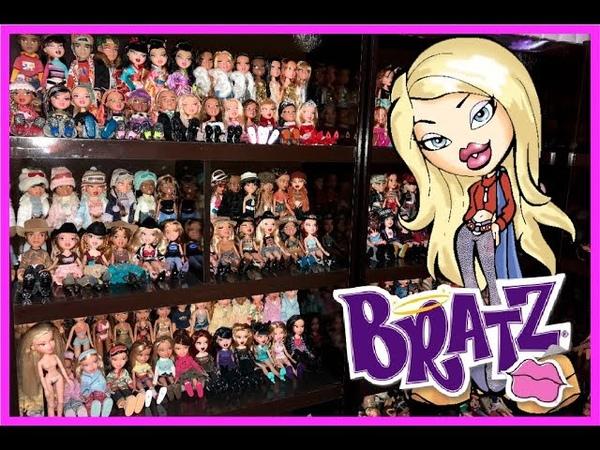 BRATZ Mi Colección ... Más de 500 muñecas diferentes!