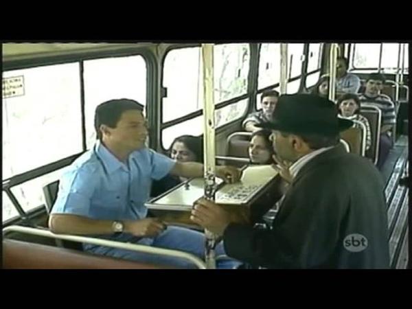 Passe no Ônibus | Pegadinha com Ivo Holanda | Programa Silvio Santos