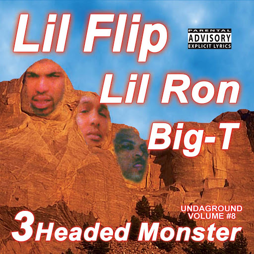 Lil' Flip альбом 3 Headed Monster
