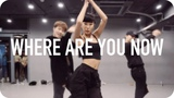 Where Are You Now - Lady Leshurr ft. Wiley Jin Lee Choreography