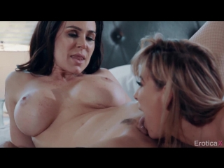 Cherie Deville & Kendra Lust – The Flame Never Dies [HardX. HD1080, Big Ass, Big Tits, Lesbian, MILF