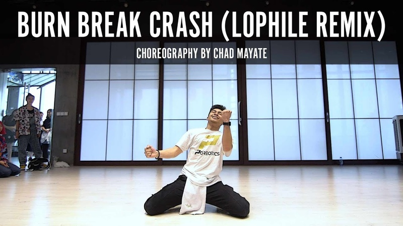Aanysa x Snakehips Burn Break Crash (Lophile Remix) Choreography by Chad Mayate | Danceproject.info