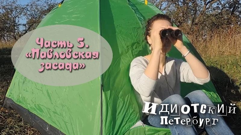 Выпуск №087 Павловская засада Идиотский Петербург Часть 5 В