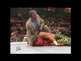WWE Monday Night Raw 28th August 2006 - DX (Triple H & Shawn Michaels) vs Mystery Opponents