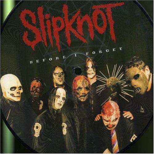 Slipknot - Before I Forget (RDRR 10119-2)