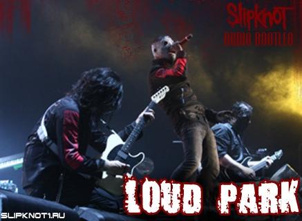 Slipknot - Live Loud Park, Tokyo, Japan