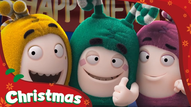 Oddbods New Years Compilation