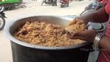 BEEF BIRIYANI Making Muslim style prepared 150 people VILLAGE FOOD FACTORY STREET FODDS