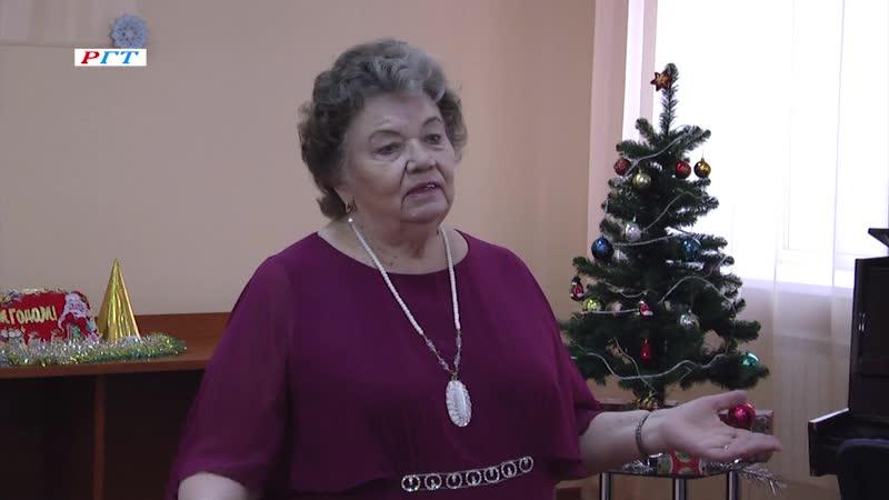Алевтина Андреевна Винокурова - творческий вечер (эпизод).