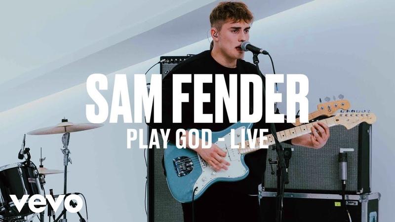 Sam Fender - Play God (Live) | Vevo DSCVR ARTISTS TO WATCH 2019