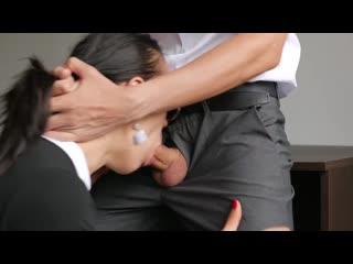 Young Secretary Fucks In ANAL - Amateur, Big Dick, Blowjob, Cumshot, Porn, Hardcore, Cum, домашнее, фетиш, анал, минет, сперма