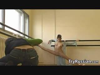 Голая балерина пизда растяжка гимнастка обнажилась порно секс киска блядь teen sex pirno pussy bitch nude