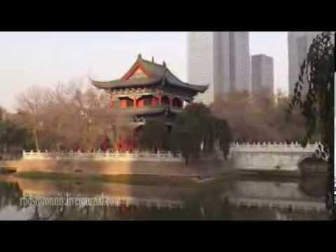 Урумчи Народный парк Urumqi