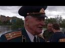 Ветеран Великой Отечественной войны разведчик Константин Федотов рассказал молодежи о войне