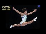 В соревнованиях по художественной гимнастике на Азиатских играх в Индонезии второе место завоевала 43-летняя спортсменка из Узбе