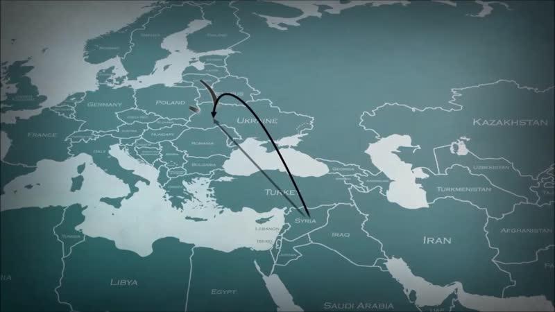 Συρία 17 10 2018 Νεο Ναζί Ψευτο κράτος Ισραήλ στέλνει Ισλαμιστές Τρομοκράτες στην Ευρώπη