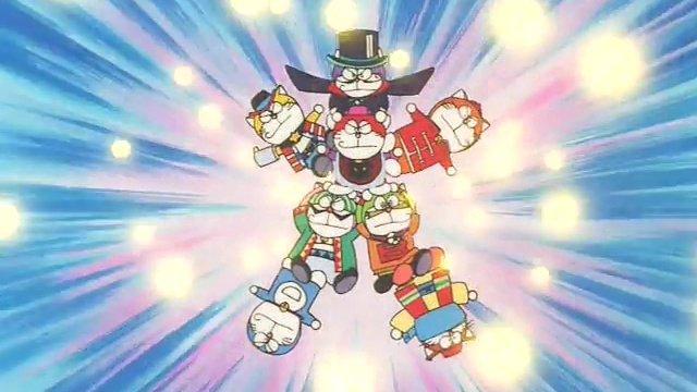 ザ☆ドラえもんズ 怪盗ドラパン謎の挑戦状! Doraemon Short Movie: The☆The Doraemons: The Puzzling Challenge Letter of the Mysterious Th