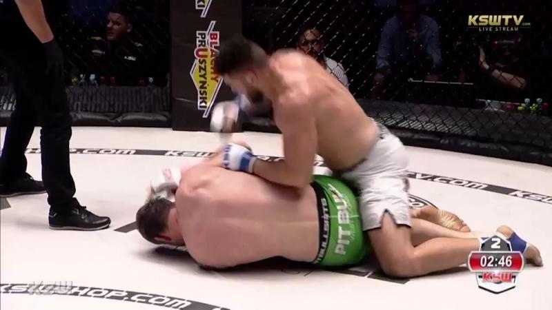Wagner Prado defeats Chris Fields via KO/TKO at 2:17 of Round 2