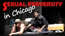 Sexual Perversity in Chicago - scene at the beach