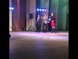 на концерте Хании Фархи