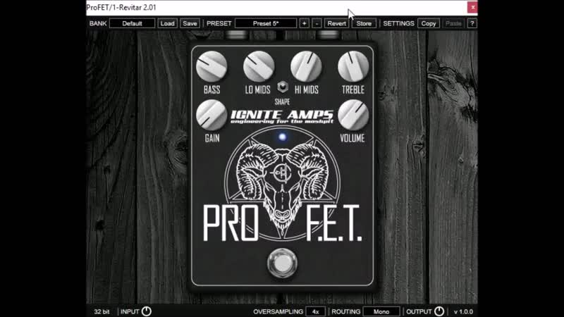 ProF E T by IGNITE AMPS