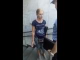 Цыганка-украинка, дочь