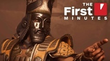 The First 11 Minutes of Assassin's Creed Odyssey DLC - Legacy of the First Blade Hunted