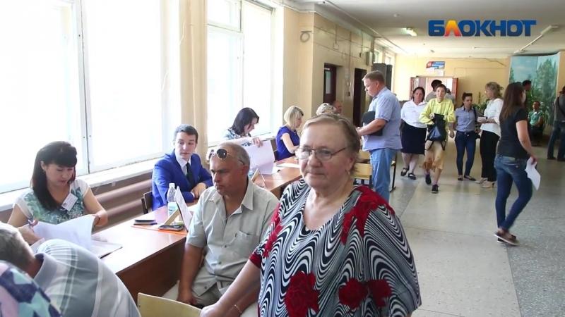За достойное развитие и стабильность, - Надежда Бояркина сделала свой выбор