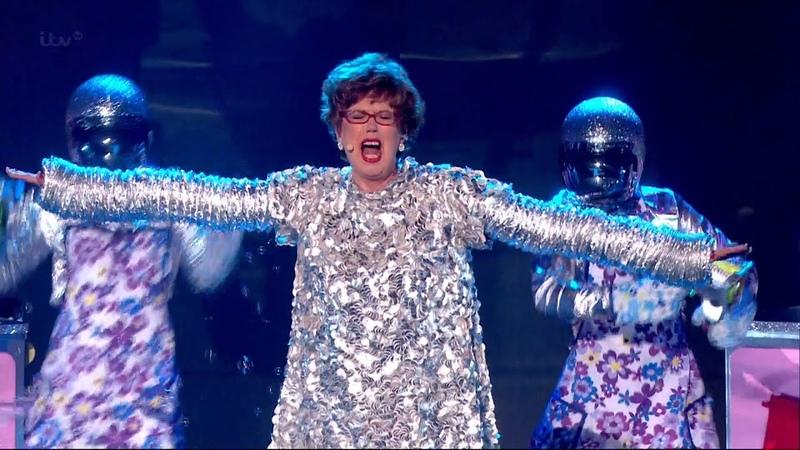Lorraine Bowen - Britain's Got Talent 2015 Semi-Final 1