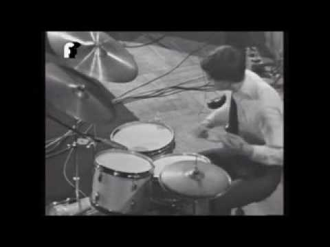 Jon Hiseman's solo drums from: George Fame Quartet Live in Lucerne 1967