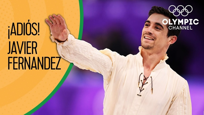 Gracias, Javier! - Skating world pays tribute to Javier Fernandez ahead of final competition!