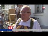 В Керчь из Магадана прибыл автомобильный крестный ход, приуроченный к столетию гибели царской семьи