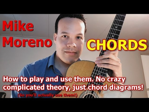 Learn some of Mike Moreno's coolest chord voicings now and use them at your gig tonight!