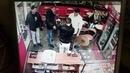 Драка в баре вырубил с удара быдло