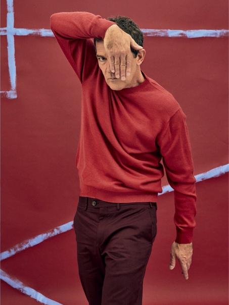 Antonio Banderas GQ Spain, 2019