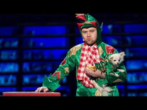 All the Performances of Piff the magic dragon on American's Got Talent 2015