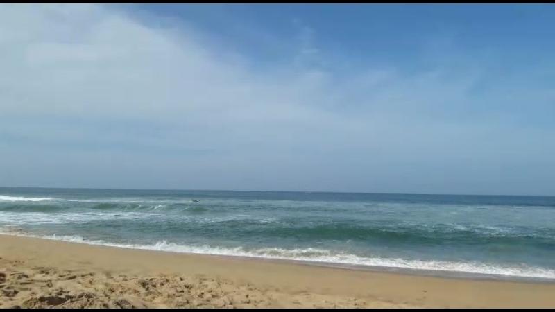 Пляж в Керале