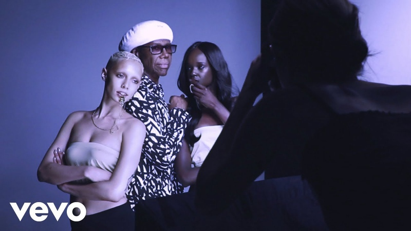Nile Rodgers, CHIC - Till The World Falls (Lyric Video) ft. Mura Masa, Cosha, Vic Mensa