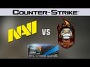 Natus Vincere vs. Frag eXecutors - Counter-Strike IEM 2011 Grand Final 1/2