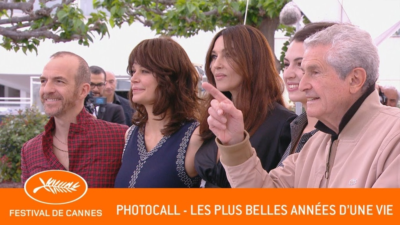 LES PLUS BELLES ANNEES D'UNE VIE - Photocall - Cannes 2019 - VF