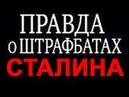 ПРАВДА О ШТРАФБАТАХ СТАЛИНА. Александр Пыльцин